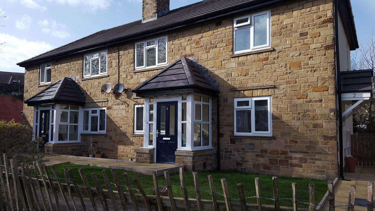 Independent Living at Pawson's Cottages, Ilkley - Banner