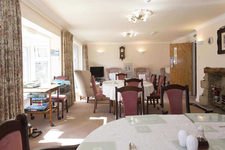 Barnoldswick interior dining room
