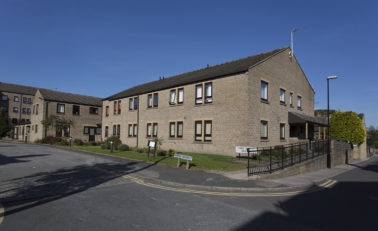Pudsey exterior