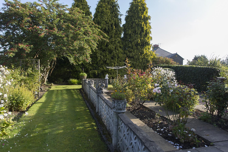 Leylands garden detail