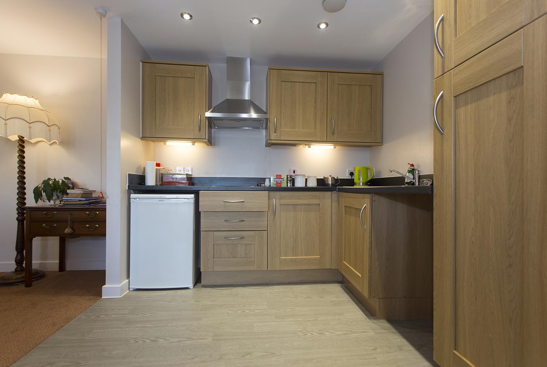 Fern House Room Kitchen