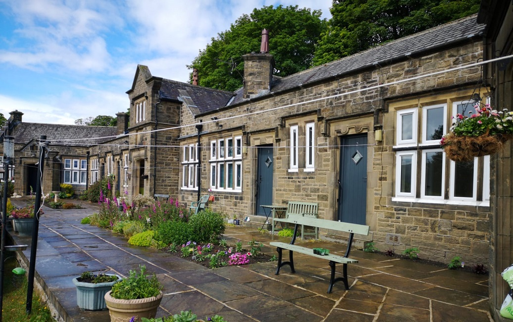 Independent Living at Charles Edward Sugden, Oakworth - Banner